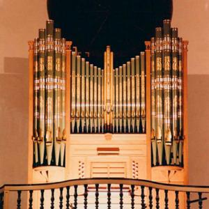 Órgão inglês da Sé do Funchal