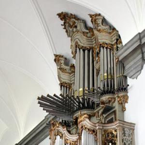 Órgão da Igreja de Santo António dos Capuchos