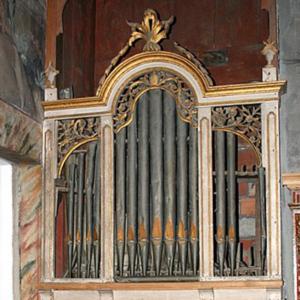 Órgão da Igreja do Carmo