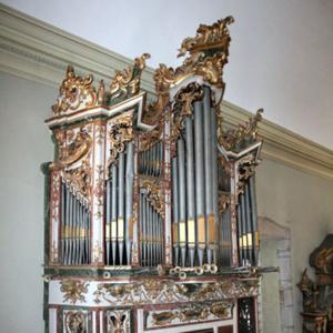 Órgão da Igreja da Misericórdia de Guimarães