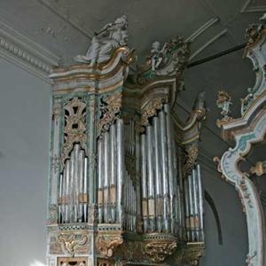 Órgão da Igreja de Santa Marinha