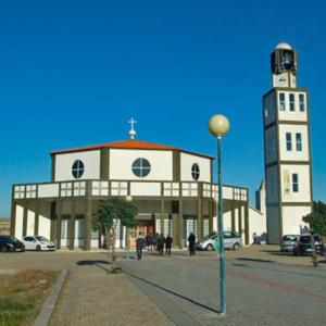 Igreja Matrizda Costa Nova do Prado