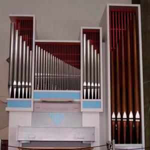 Órgão da Igreja da Costa Nova