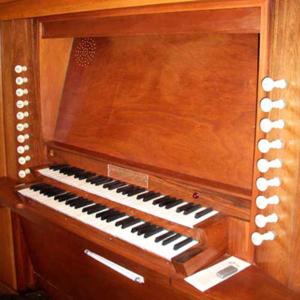 Órgão da Igreja da Praia da Barra