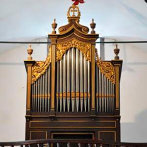 Órgão da Igreja de Santa Cruz