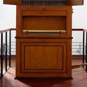 Órgão da Igreja Matriz das Lajes do Pico