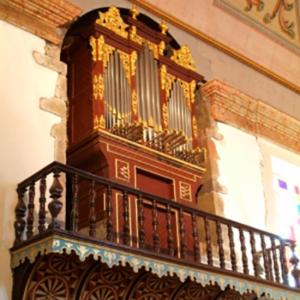 Órgão da Igreja Matriz de Machico