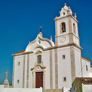 Igreja de São Pedro dos Grilhões, Azueira