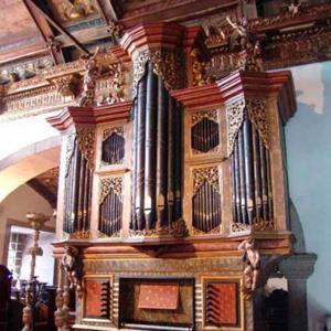 Órgão da Igreja Matriz de Matosinhos