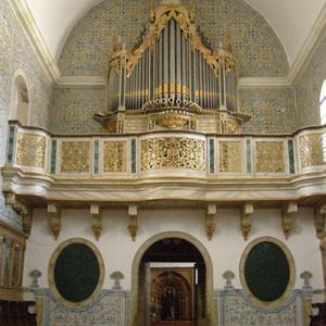 Órgão da Igreja de Santa Maria de Semide