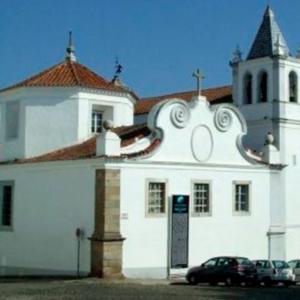 Igreja matriz de Montemor-o-Novo