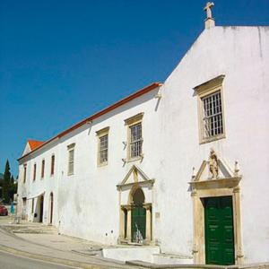 Igreja do antigo Convento de Nossa Senhora do Carmo de Tentúgal