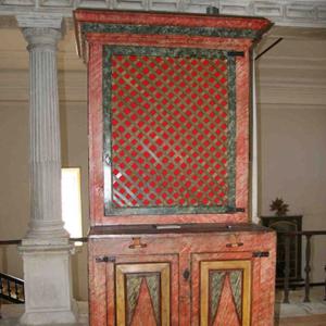 Órgão da Igreja de Misericórdia de Tentúgal