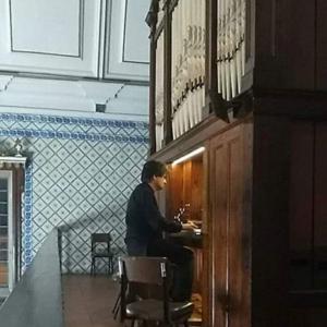 Órgão da Igreja Matriz do Bunheiro (Daniel Bunheiro)