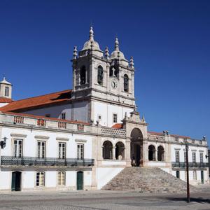 Santuário da Nazaré, templo com órgão de tubos