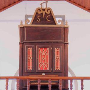 Órgão da Igreja Matrizde Lomba da Fazenda