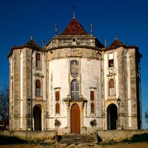 Igreja do Senhor Jesus da Pedra, templo com órgão de tubos