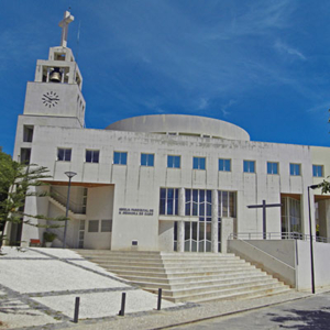 Igreja de Nossa Senhora do Cabo, Linda-a-Velha