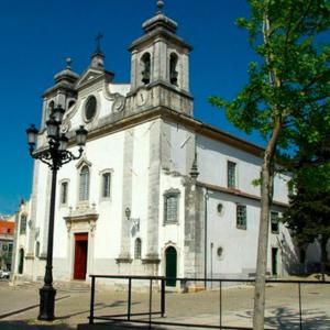 Igreja matriz de Oeiras