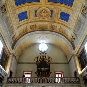 Órgão da Igreja Matriz de Oeiras