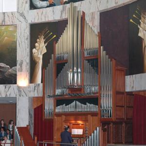Órgão da Igreja de Nossa Senhora do Cabo