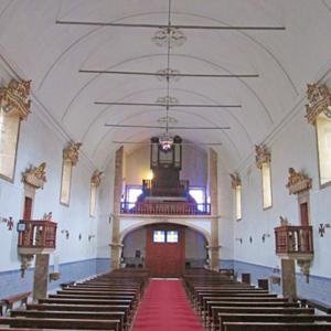 Órgão do coro alto  Órgão da Igreja Matriz de Oliveira de Azeméis