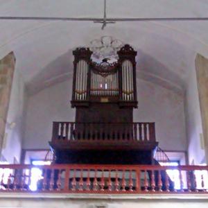 Órgão da Igreja Matriz de Oliveira de Azeméis