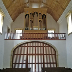 Órgão da Igreja Matriz de Ul