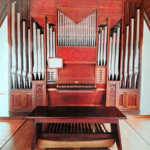 Órgão da Igreja Matriz de Oliveira do Bairro