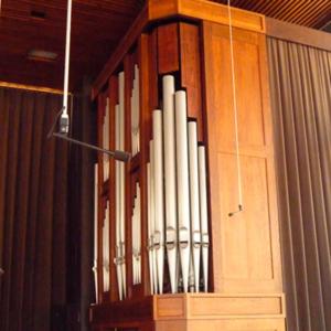 Órgão da Capelinha das Aparições