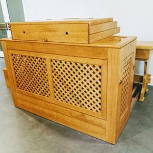 Órgão da Casa de Nossa Senhora das Dores