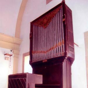 Órgão da Igreja Matriz de Ovar