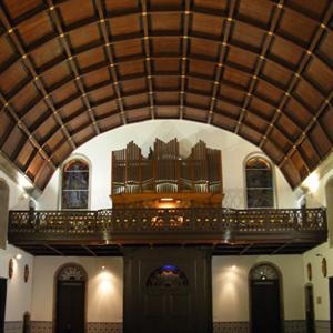 Órgão da Igreja Matriz de Paredes