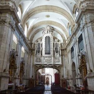 Órgão da Igreja do Mosteiro de Lorvão