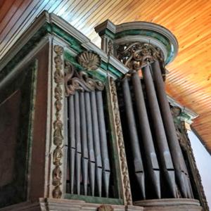 Órgão da Igreja Matriz de Ínsua