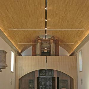 Órgão da igreja de São Luís, Pinhel