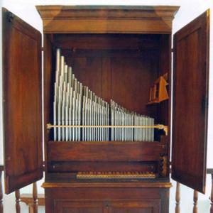 Órgão da Igreja Matriz da Ponta do Sol