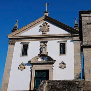 Igreja Matriz de Águas Santas