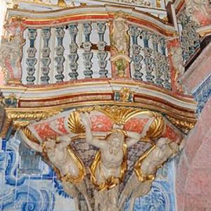 Órgão do Santuário de Porto de Ave