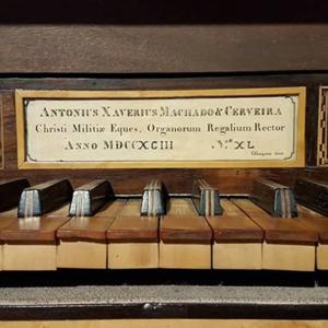 Órgão da Igreja Matriz da Praia da Vitória