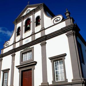 Igreja Matrizda Praia