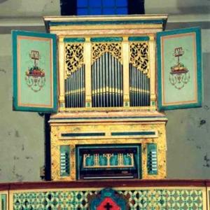 Órgão da Igreja de Santa Cruz da Graciosa