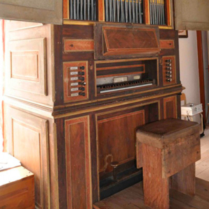 Órgão da Igreja de São Mateus