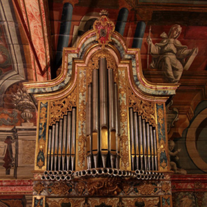 Órgão de tubos do Santuário de Nossa Senhora da Esperança