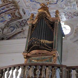 Órgão da Igreja Paroquial de Arrentela