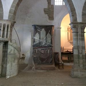 Órgão da Igreja Matriz de Serpa