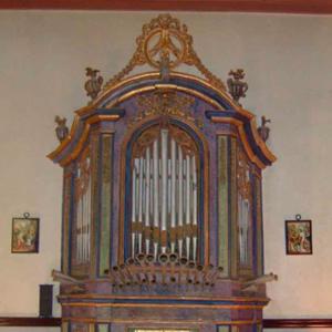 Órgão da Igreja Matriz de Cernache do Bonjardim
