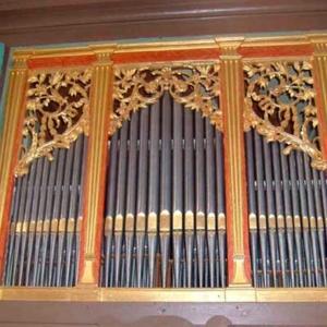 Órgão da Igreja do Seminário das Missões