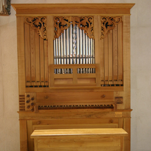 Órgão da igreja de Casal de Cambra