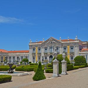 Palácio Nacional de Queluz, Sintra